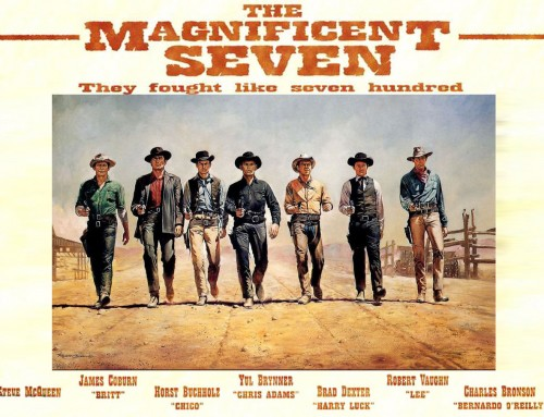 """Magnificent Seven"" River's Edge Style"