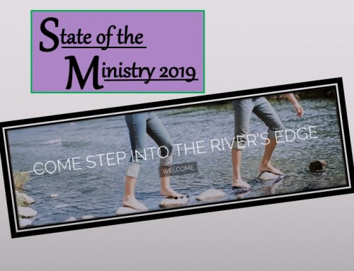 Annual State of the Ministry Message
