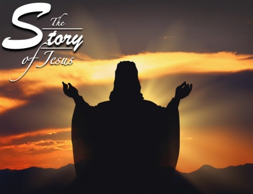 """The Story of Jesus (It May Be Longer than You Think)"""
