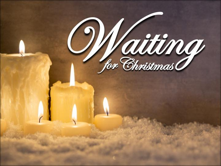Image result for image waiting for Jesus' birth""