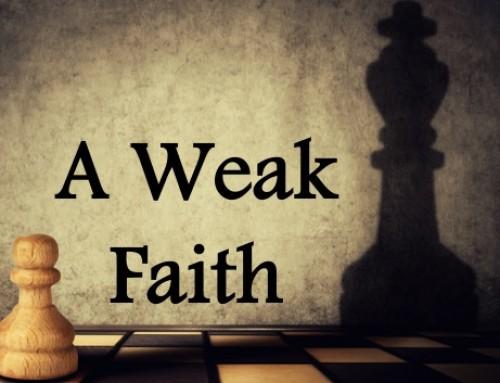 A Culture-Shaped Faith, Part 2